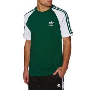 T Shirt Adidas 3 Stripes 5
